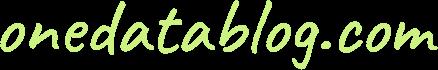 onedatablog.com